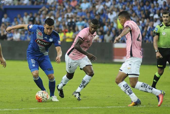 Emelec empata con Independiente del Valle 1-1