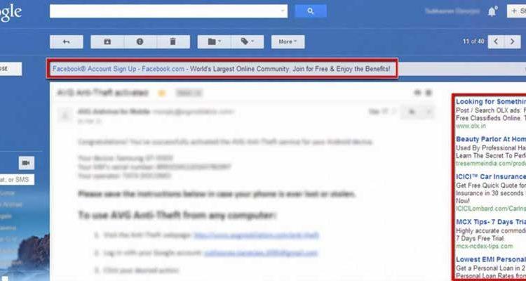 Google dejará de revisar correos de Gmail