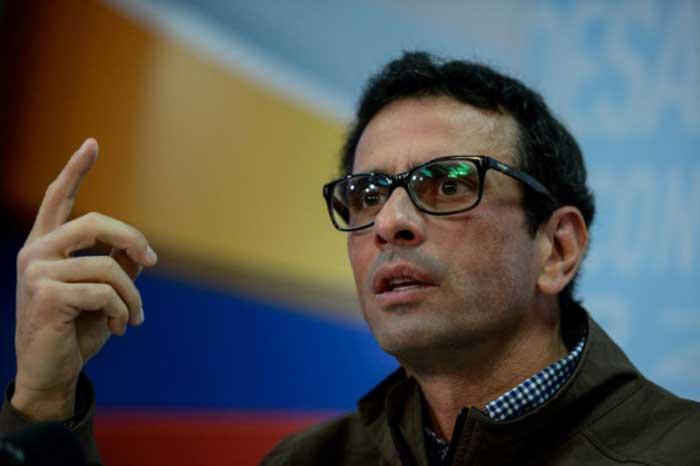 Henrique Capriles con sobornos de Odebrecht
