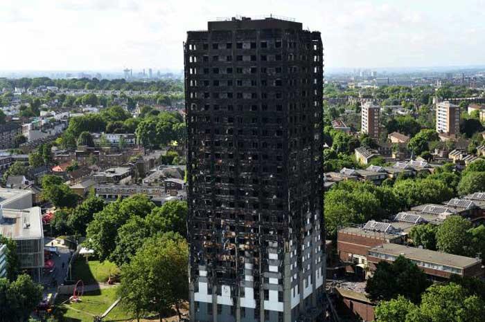 Incendio en Londres deja un total de 30 muertos