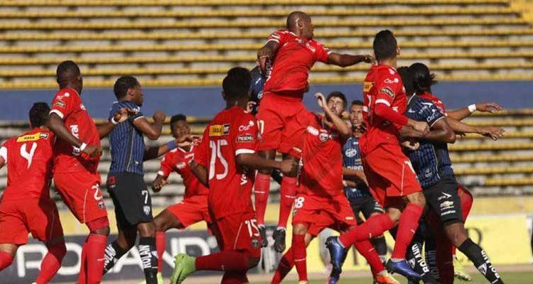Independiente del Valle empata con River Ecuador