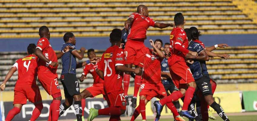 Independiente del Valle empata con River Ecuador