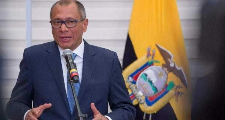 Jorge Glas y la Comisión de fiscalización