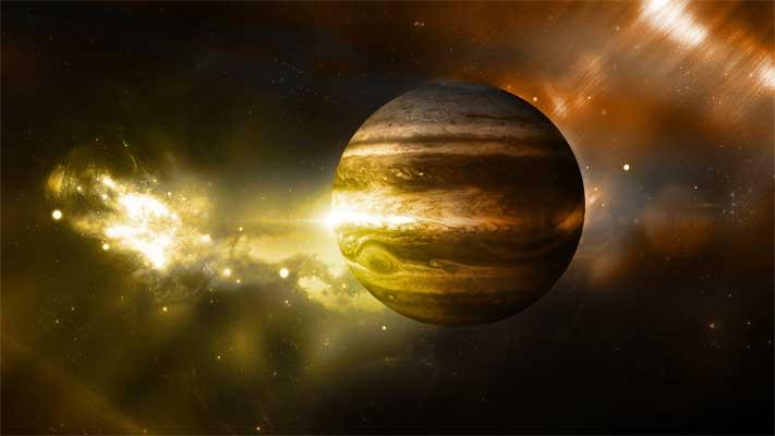 La longevidad de Júpiter es mayor que la del Sol