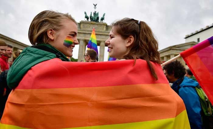 Legalizan matrimonio homosexual