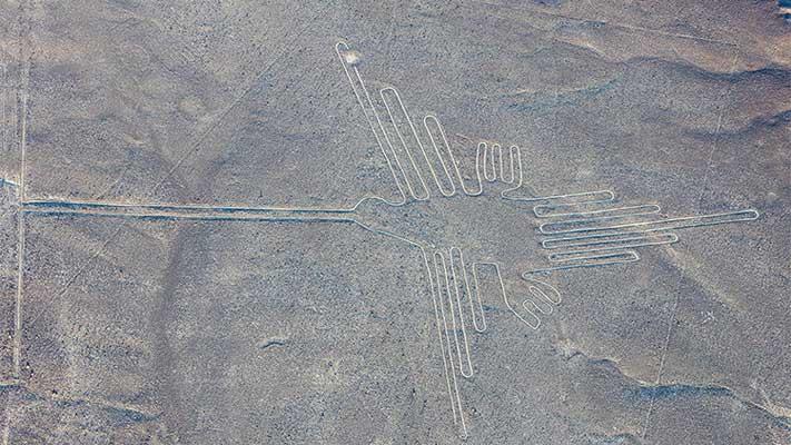 Líneas de Nazca en Perú