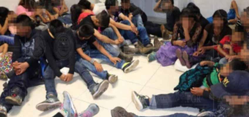 Retorno de migrantes rescatados en méxico