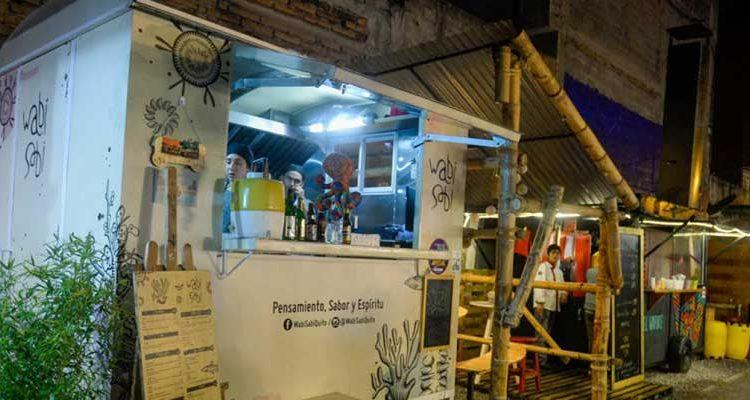 Municipio de Quito asigna espacio para los Food Truck.