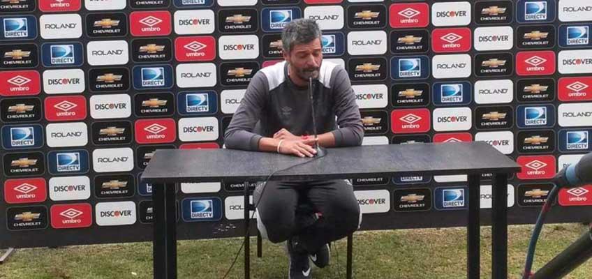 Munúa dice que liga de fue un desastre el primer torneo