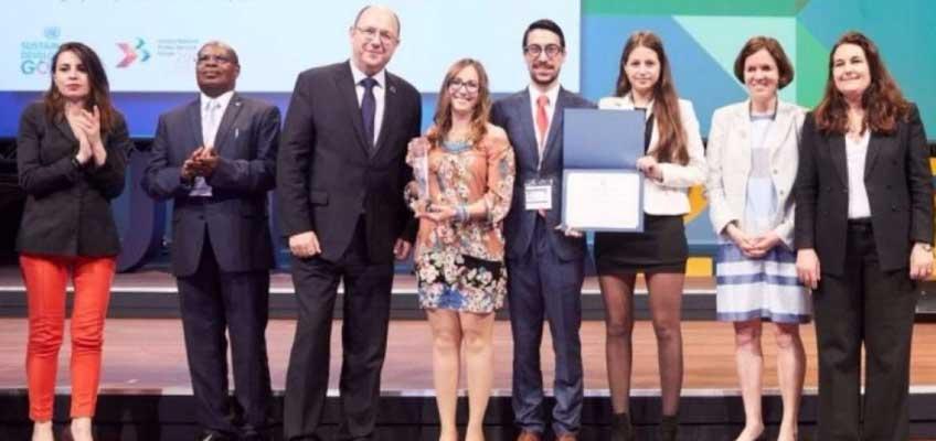 ONU premia a Ecuador por Red Pública Integral de Salud