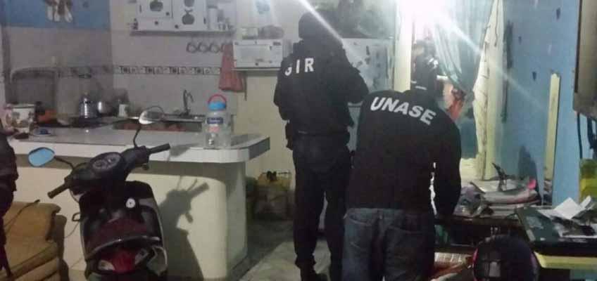 Operativo deja 23 detenidos en 2 provincias