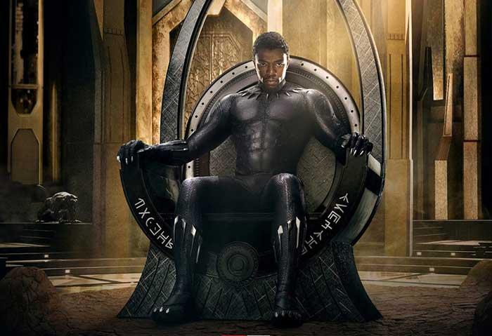 Trailer de la película Pantera Negra (BlackPanter) de Marvel.