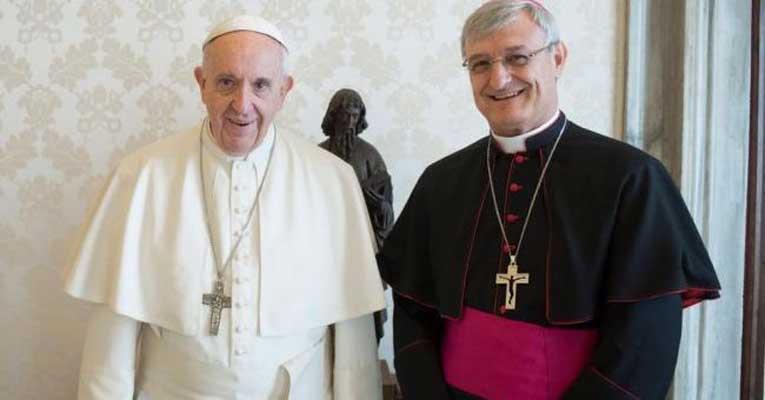Papa Francisco anuncia nuevo apostólico en Ecuador