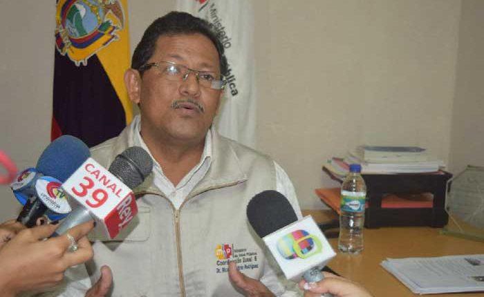 Caso de zika en Los Ríos