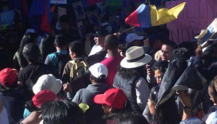 Protestas contra Mauricio Rodas