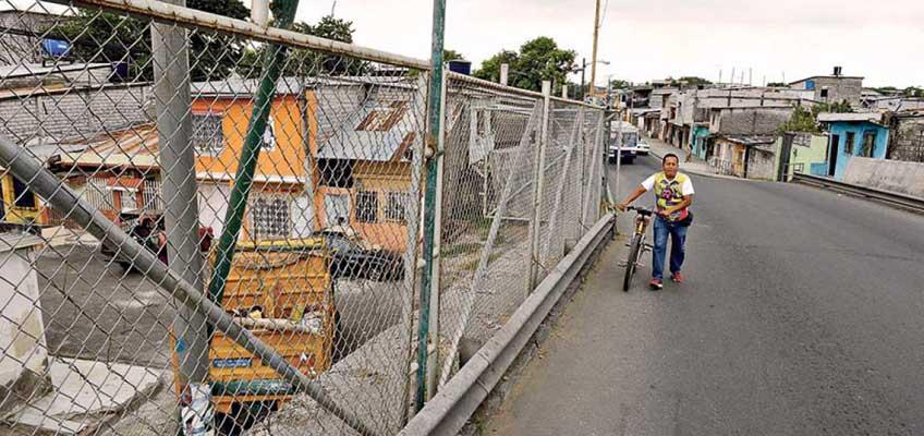 Puente en Guayaquil será reforzado