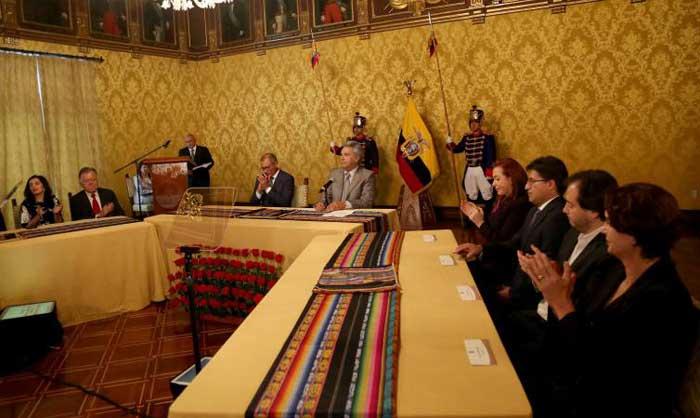 Rafael Correa critica comisión anticorrupción de Lenín Moreno