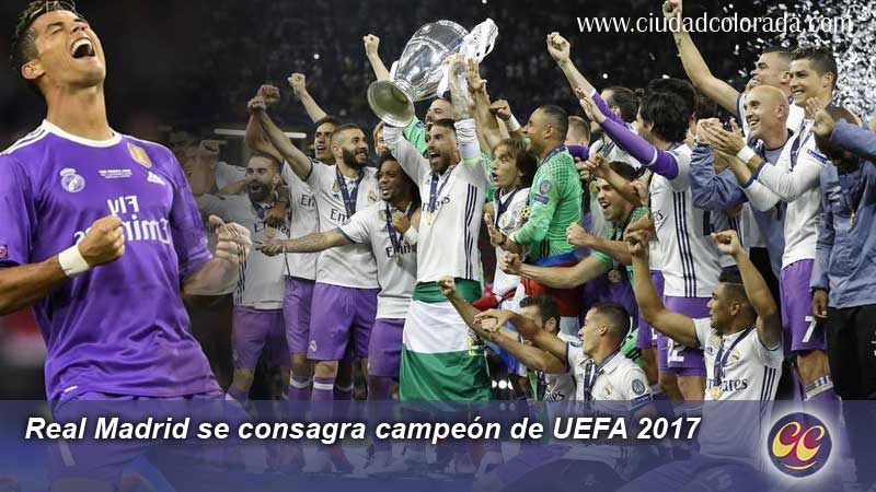 Real MAdrid UEFA