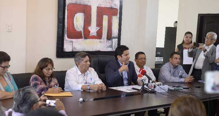 CUT rechaza denuncias de FUT por deudas del IESS