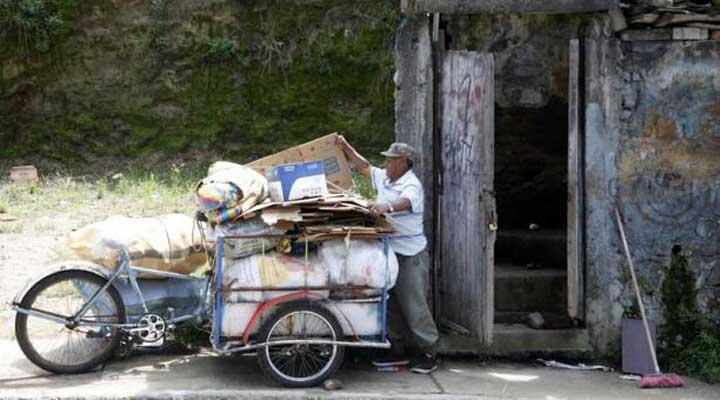 Reciclaje en Quito