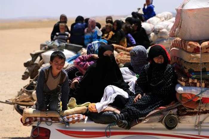 Comisión Europea sancionara a países por rechazar refugiados