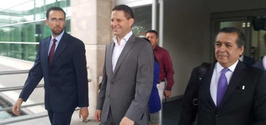 Mauricio Rodas llega a Guayaquil