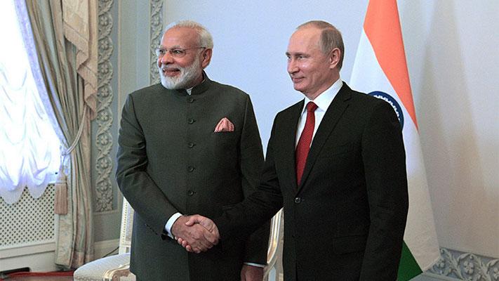 Rusia e India seguirán con producción conjunta de sistemas de armamento