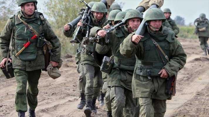 Rusia prepara batallones para conflicto eventual contra la OTAN