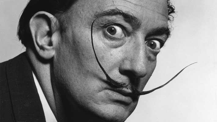 Orden de exhumación para Salvador Dalí