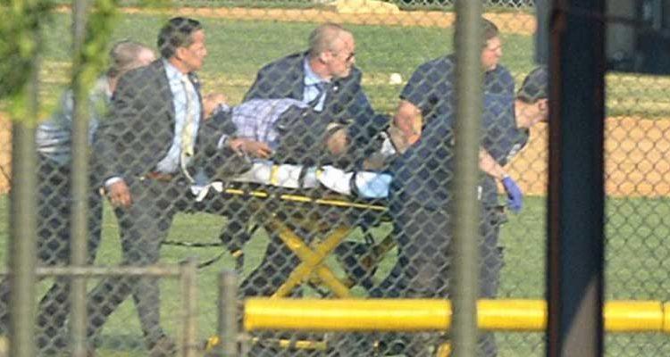 Legislador herido en tiroteo en Washington