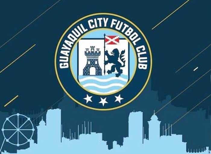 Los colores de la ciudad predominan en el uniforme del Guayaquil City