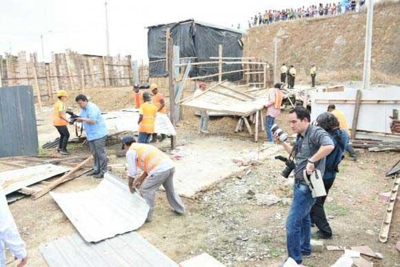 En Guayaquil arranca Casa para Todos