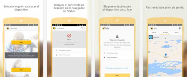 Apps de control parental para Android