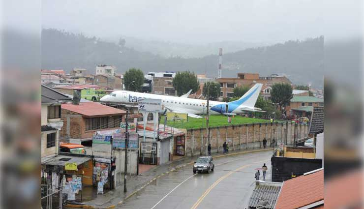 Cuenca, Tame, Vuelo, Accidente, Accidente aéreo