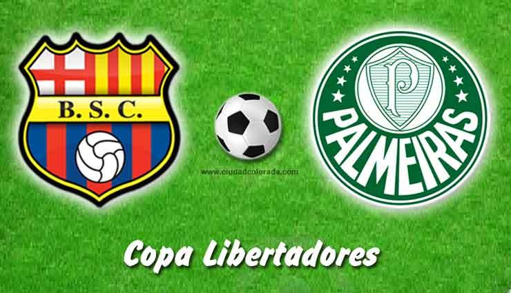 Barcelona-Palmeiras