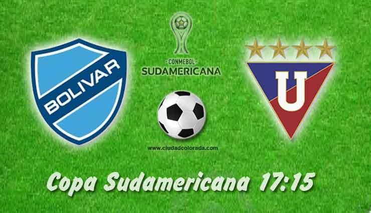 Bolívar vs Liga de Quito