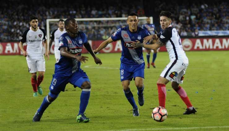 Emelec, San Lorenzo, Copa Libertadores, Fútbol