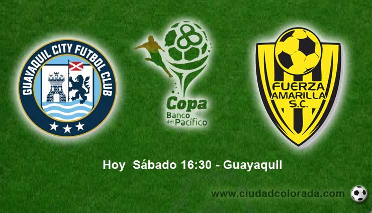 Guayaquil City vs. Independiente del Valle