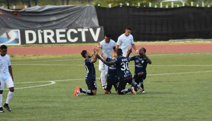 Guayaquil City, Independiente del Valle, Fútbol, Resultados, Partido