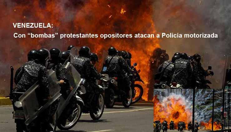 PROTESTAS,VENEZUELA
