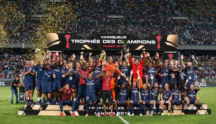 PSG, Mónaco, Francia, Fútbol, Campeón