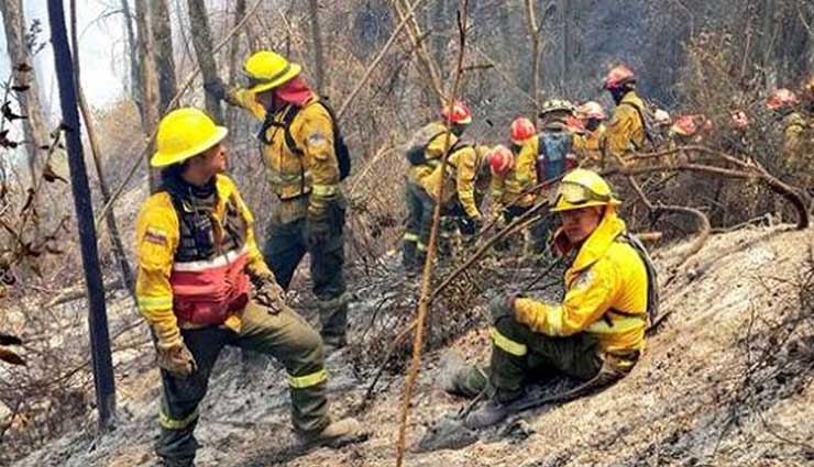 Asamblea Nacional aprueba estabilidad económica para bomberos