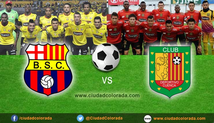 Barcelona SC vs. Dep. Cuenca
