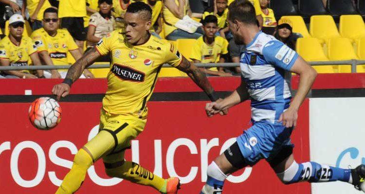 Barcelona SC vence a Deportivo Cuenca por 1-0