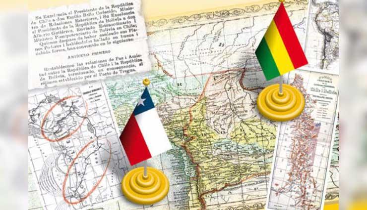 Bolivia y Chile reunión de Comité de Frontera