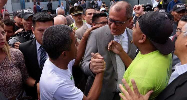 CAL analizará pedido de juicio político a Jorge Glas