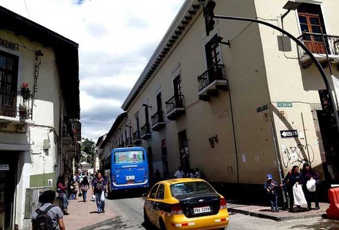 Calles cerrarán en Quito este fin de semana