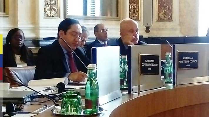 Carlos de la Torre designado presidente del OFID