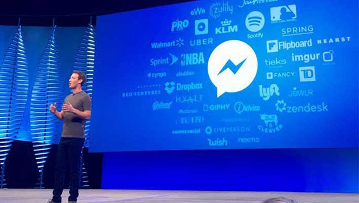 Chat de Facebook tendrá publicidad