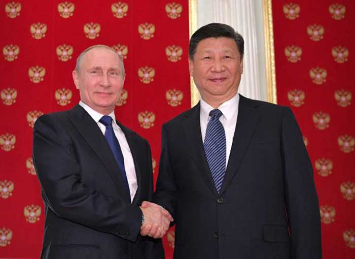 China y Rusia fortalecen lazos